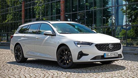 Nové motorizácie pre Opel Insignia 2021