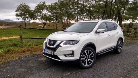 TEST Nissan X-Trail 1.3 DIG-T 160: Overené japonské SUV je voľbou rozumu