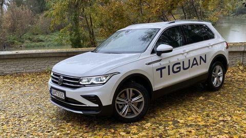 VIDEOTEST VW Tiguan 2.0 TDI 147 kW facelift: Nový motor si už s prevodovkou rozumie