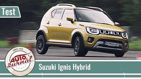 VIDEOTEST Suzuki Ignis 1.2 Dualjet Hybrid: Napriek emisným tlakom ostáva hravý a úsporný