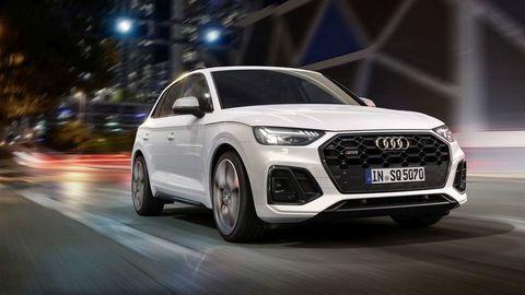 Prichádza nové Audi SQ5 TDI 2021. Poznáme technické detaily a prvú cenu