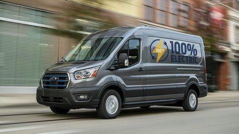 Ford E-Transit oficiálne: Blízka budúcnosť úžitkových dodávok