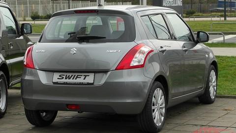 4-miliónty Suzuki Swift