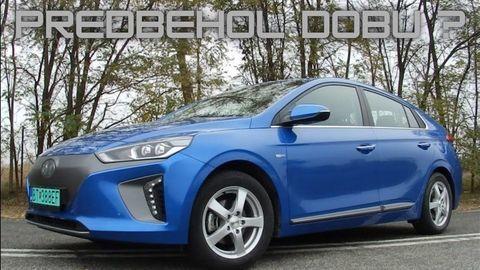 Ojazdený Hyundai Ioniq Electric 28kWh. Skúsenosti, technika, pomoc s výberom