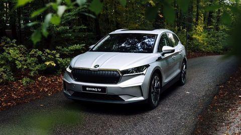 Škoda Enyaq iV je v predaji. Poznáme ceny, verzie a výbavu