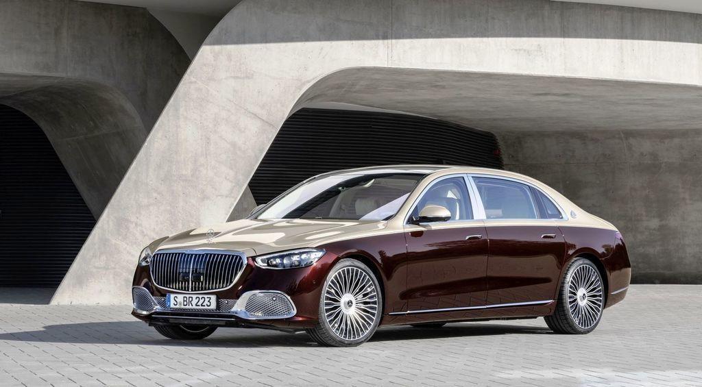 Mercedes-Maybach Triedy S 2021