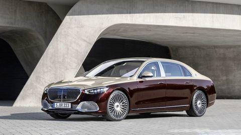 Mercedes-Maybach Triedy S 2021 je jedným z najluxusnejších áut planéty