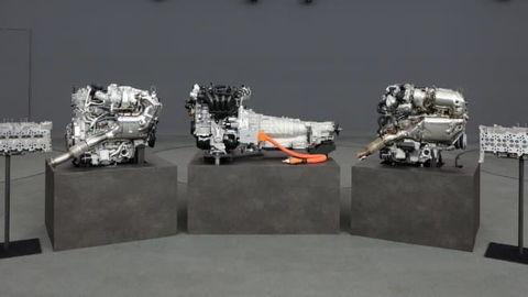 Toto sú nové motory Mazdy. Nechýba radový šesťvalec SkyActiv-X!