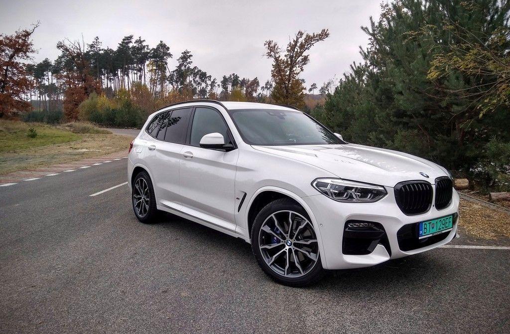 TEST BMW X3 Hybrid