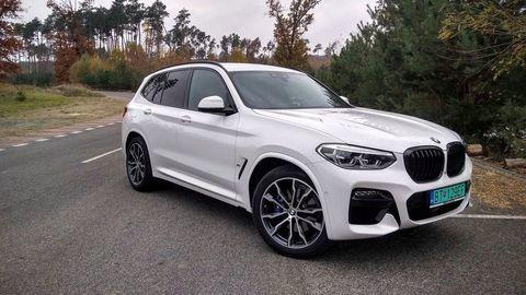 TEST BMW X3 xDrive30e: Atletické SUV s hybridnou dušou