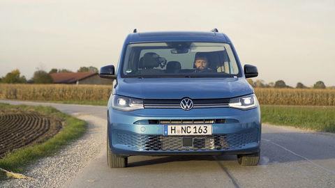 JAZDA Volkswagen Caddy 2021: Nástupca rodinných MPV