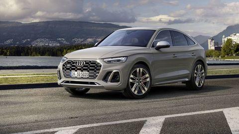 Audi SQ5 Sportback je tu. SUV-kupé má pod kapotou silný turbodiesel