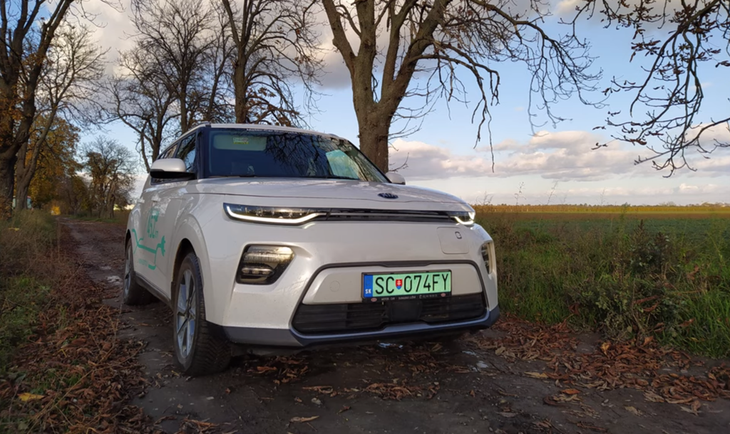 TEST video Kia e-Soul 64 kWh