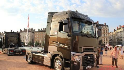 Ťahačom roka sa stal Renault Trucks T