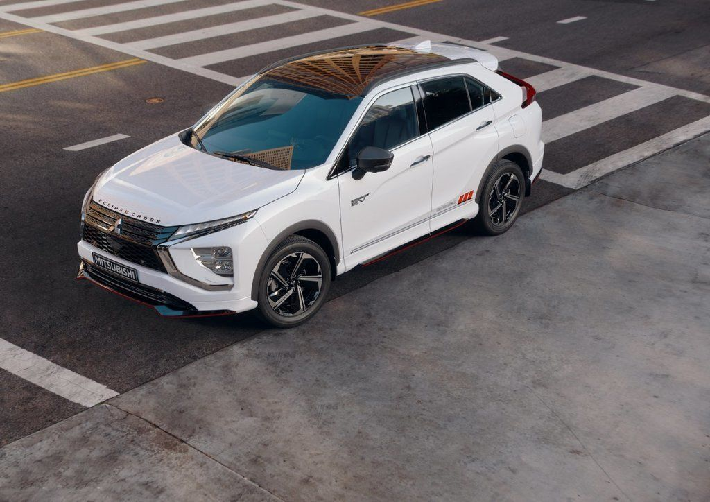 Mitsubishi Eclipse Cross 2021