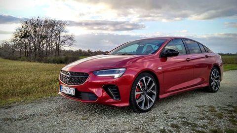 TEST Opel Insignia GSi 2.0 Turbo: Šoférske prekvapenie roka!