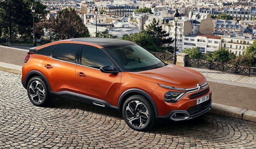 Nový Citroën C4 2021 cenník