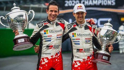 Sébastien Ogier je siedmykrát majstrom sveta v rally, vyhral aj v Monze
