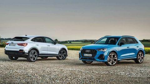 Audi rozširuje rad plug-in hybridov o Q3 45 TFSI e. Aj s karosériou Sportback
