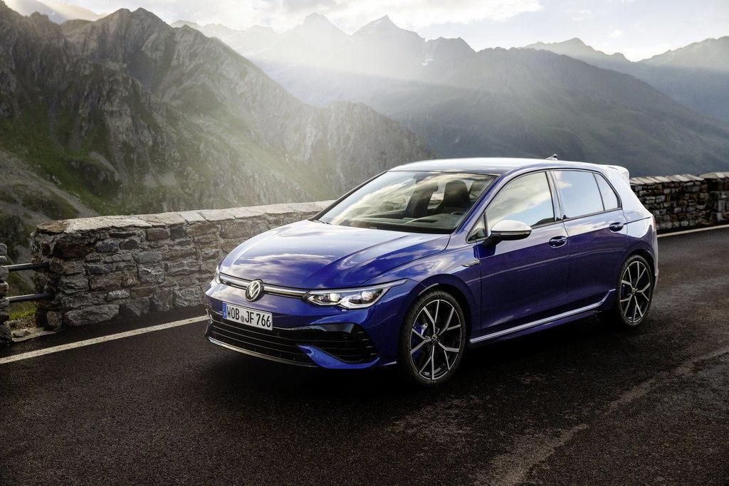 Volkswagen Golf R 2021 cena a výbava