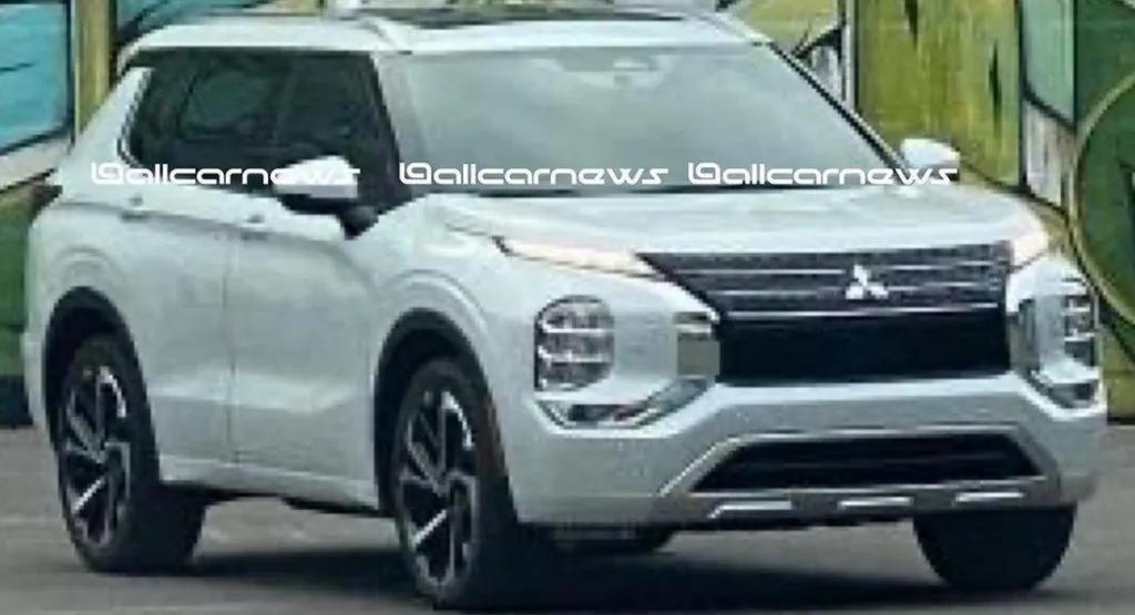 nové Mitsubishi Outlander 2021