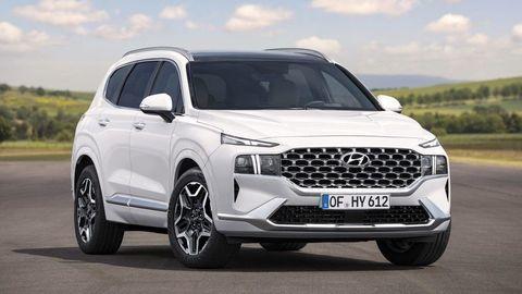 Nový Hyundai Santa Fe 2021 ide do predaja! Poznáme ceny, motory a výbavu