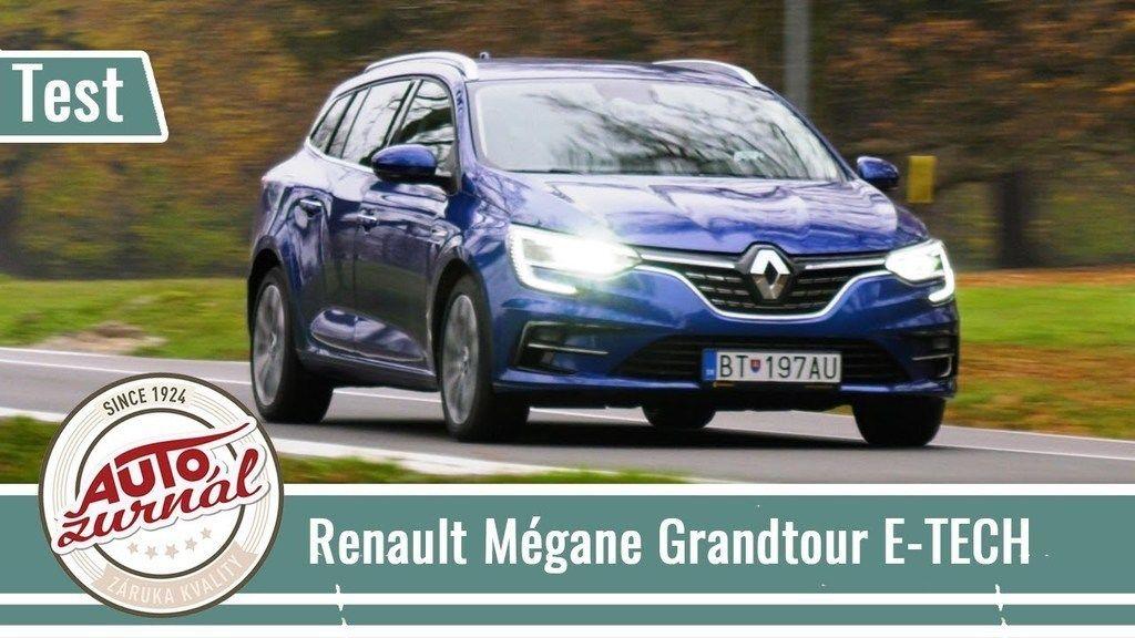 Renault Mégane E-Tech plug-in hybrid test