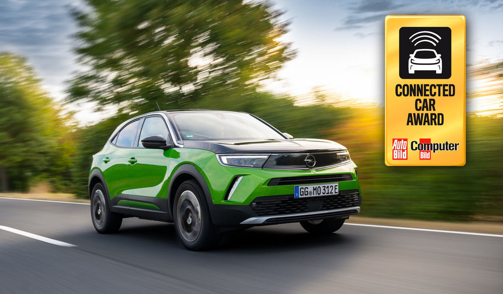 Opel mokka najlepsia konektivita