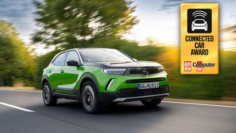 Nový Opel Mokka získal ocenenie za najlepšiu konektivitu v triede