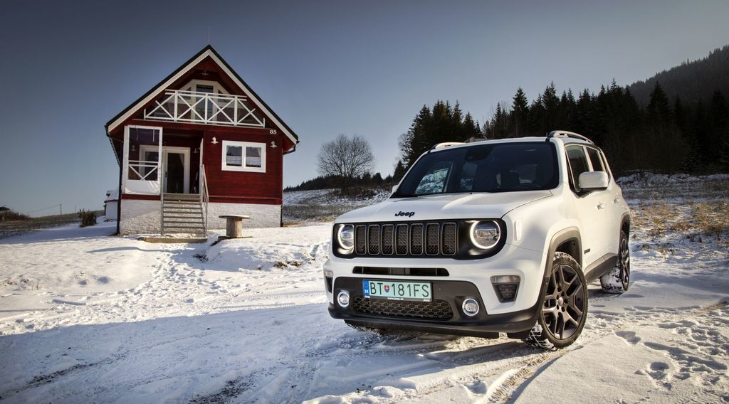 Test Jeep Renegade 4xe