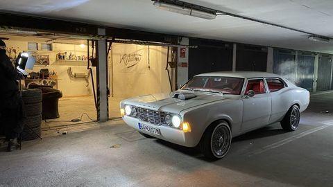 Slovenská garážová scéna 1. diel: VR Customs a ich Fordy Cortina (VIDEO)