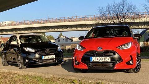 TEST Toyota Yaris 1.5 Multidrive S a 1.5 Hybrid e-CVT. Oplatí sa kúpiť hybrid?