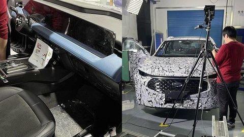 Bude nový Ford Mondeo 2022 crossoverom? Unikli prvé zábery