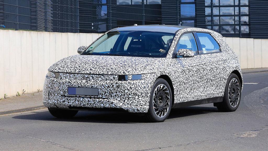 Nový Hyundai Ioniq 5 2021