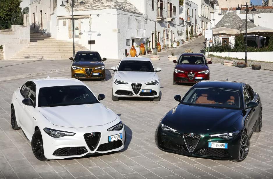 Alfa Romeo Novinky 2021