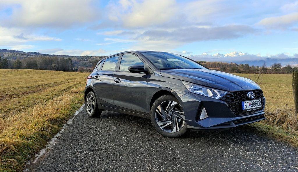 Hyundai i20 2021 test