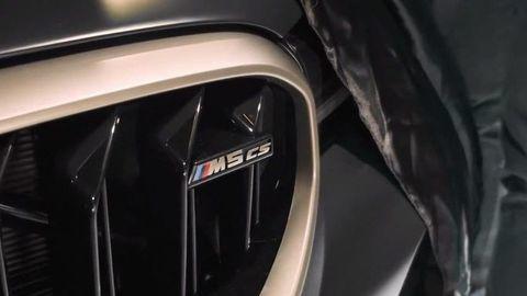 BMW láka na supersedan M5 CS. Tu sú prvé detaily (VIDEO)