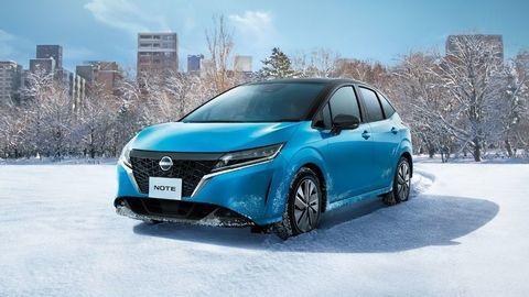 Nový Nissan Note 2021 so špecifickým pohonom už v Japonsku predávajú
