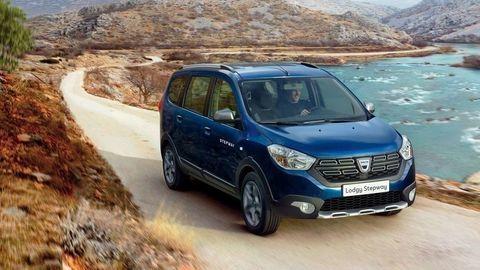 Dacia chystá nástupcu Lodgy. Pôjde o crossover a vlajkovú loď značky