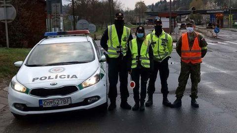 Polícia SR je od dnes prísnejšia, v teréne bude viac policajtov. Aj na cestách