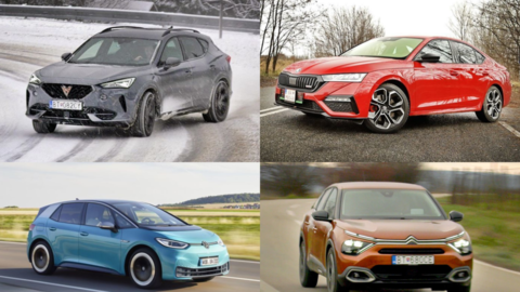 Európske Auto roka 2021: Toto je finálová sedmička s veľkým prekvapením!