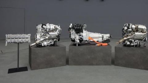 Nové modely s pohonom zadných kolies a šesťvalcom začne Mazda vyrábať už o rok