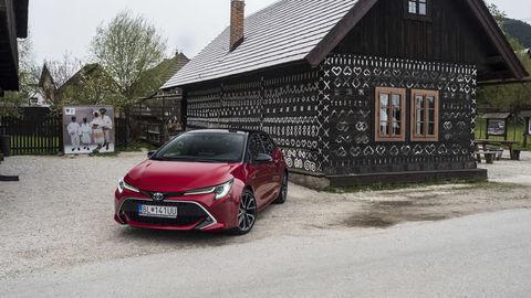 Toyote sa v roku 2020 na Slovensku darilo. Napriek koronavírusu zvýšila predaje