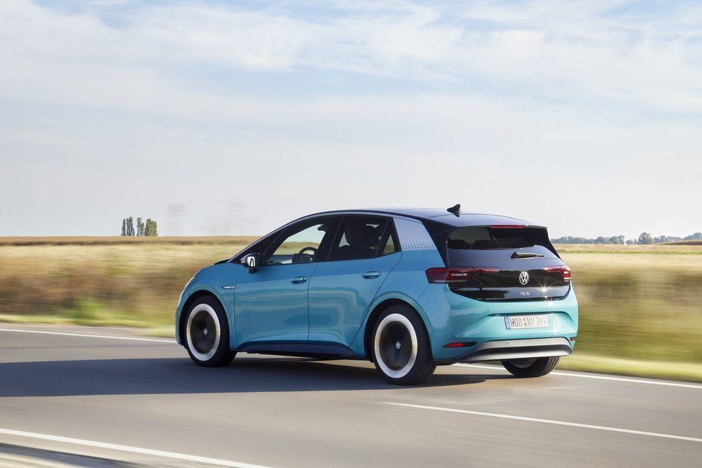 Volkswagen 2020 predaje