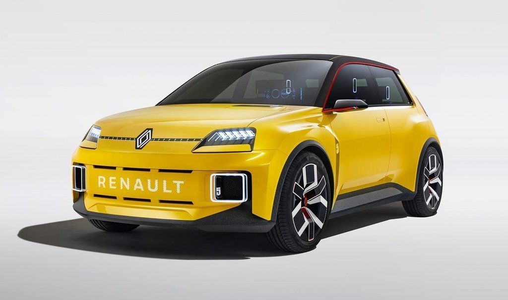 nový Renault 5