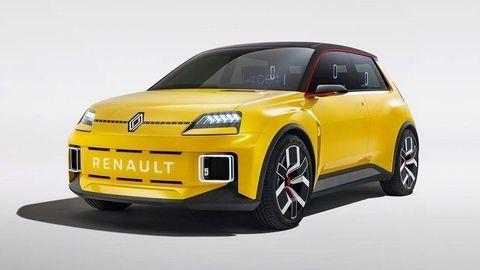Renault 5 je späť! Do roku 2025 bude jedným zo 14 nových áut značky