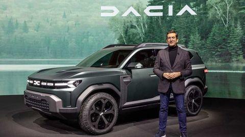 Dacia predstaví tri nové autá, vrátane kompaktného SUV. Ohlásila úzku spoluprácu s Ladou!