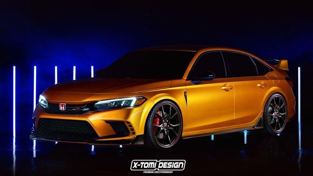 Honda Civic Type-R 2022