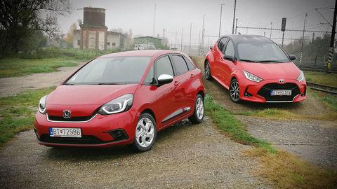 POROVNANIE Toyota Yaris Hybrid a Honda Jazz Hybrid: Japonské prekvapenia