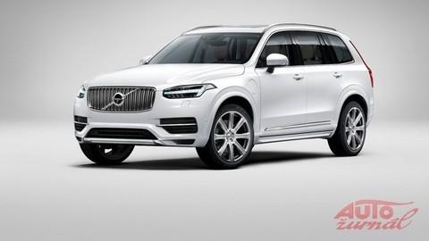 Volvo XC90: Volvo začalo novú éru kladivom a malými motormi